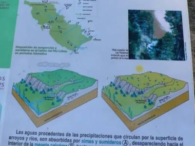 Parque Natural Cañón de Río Lobos - Cañón del Río Lobos; murcia senderismo